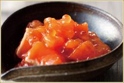鮭のルイべ漬
