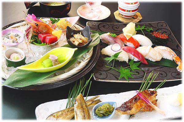 寿司御膳 5,000円