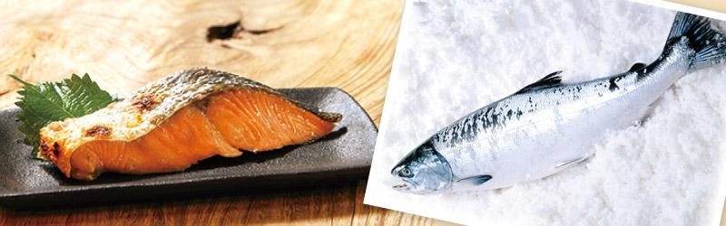熟成新巻鮭イメージ
